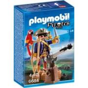 Set figurine - Piratul capitan
