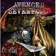 Avenged Sevenfold - City of Evil (0093624861324) (1 CD)