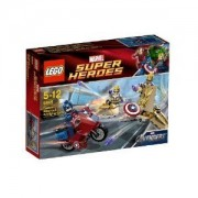 Lego LEGO Super Heroes Captain · America TM Avenging Cycle 6865 [Parallel import goods]