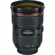 Canon EF 24-70mm f/2.8L II USM Lenses with HOYA 82mm Filter