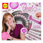 Alex Toys Do It Yourself Wear Pretty Pearl Jewellery Kit, Multi Color