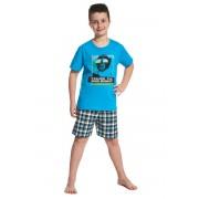 Pijama baietei Blue Monkey