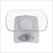 Warmex KS 99 Weighing Scale(White and Silver)