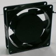 FAN, EVERCOOL 80mm, EC8025A2HBL, 2-Ball Bearing, 2200rpm, 220V (80x80x25)