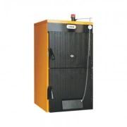 Cazan fonta pe lemne Ferroli SFL 4 EL 27 kW. 6 ani garantie