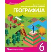 Udžbenik Geografija 6. razred Kreativni centar