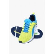 Puma Pulse Xt Sport Sulphur Spring-Cloisonn� Training & Gym Shoes For Men(Yellow)