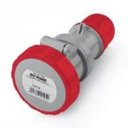 Scame Presa Mobile Optima 16a 3p+n+t 346-415v 6h Morsetti A Perforazione Di Isolante