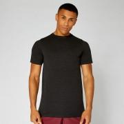 Myprotein Aero Knit T-Shirt - Black Marl - M