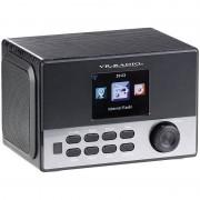 VR-Radio WLAN-Stereo-Internetradio, DAB+, Wecker, USB, 20 W, 8,1-cm-Display