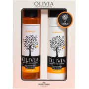 Olivia Gift Set Fusion Kumquat Shower Gel 300 ml & Body Lotion 300 ml