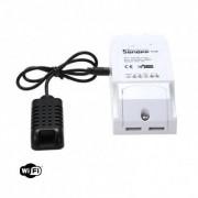 efectoled.com Kit SONOFF Monitoreo y Control Temperatura y Humedad 10 A
