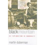 Black Mountain: An Exploration in Community, Paperback/Martin Duberman