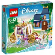 Set de constructie LEGO Disney Seara Fermecata a Cenusaresei