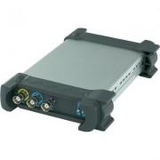 Voltcraft DSO-1082 2 csatornás 80MHz-es USB-s oszcilloszkóp előtét (122468)