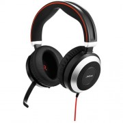 Headset Jabra Evolve 80, duo, Jack