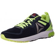 Reebok Men s One Distance 2.0 Running Shoe Collegiate Navy/Solar Yellow/Pewter/White 8 D(M) US