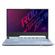 Notebook Asus G531GU-AL347 ROG Strix SCAR III, argintiu + tastatura (tastatura layout HU)