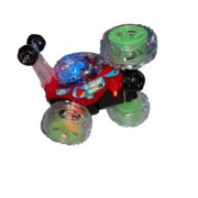OH BABY Remote-Controlled Stunt Car Red Colour SE-ET- 542