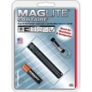 Maglite Solitaire K3A016R Incandescent Front Light(Black)