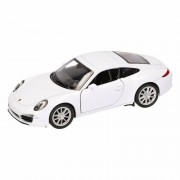 Porsche Speelgoed witte Porsche 911 Carrera S auto 1:36 - Action products