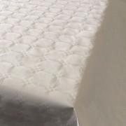 Haza Witte thema versiering papieren tafelkleed 800 x 118 cm