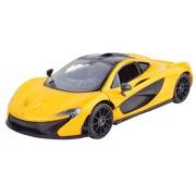 Motormax 1:24 McLaren P1 Diecast Car (Volcano Yellow)