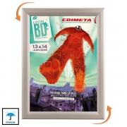 Edimeta Cadre CLIC-CLAC A4 MURAL ETANCHE