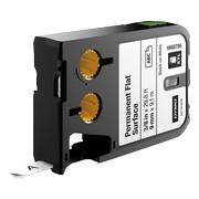 Dymo tasma Czarny na bialym oryginał 1868736