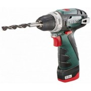 METABO POWERMAXX BS BASIC 2x2Ah Бормашина-винтоверт