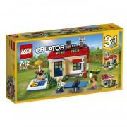 LEGO Creator modulaire vakantie aan het zwembad 31067