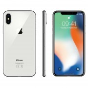 iPhone X 64GB-Silver