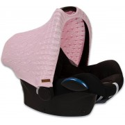 Baby's Only Kabel Teddy - Zonnekap Maxi Cosi Autostoel - Baby Roze