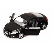 2008 Audi Tt Coupe, Black Kinsmart 5335 D 1/32 Scale Diecast Model Toy Car