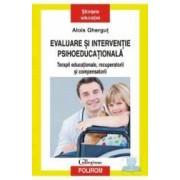 Evaluare si interventie psihoeducationala - Alois Ghergut