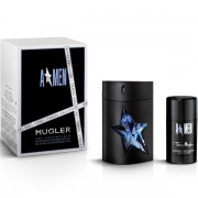Thierry Mugler A*Men Комплект (EDT 100ml + Deo Stick 75ml) за Мъже