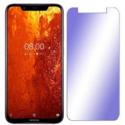 Wondrous Premium Anti Blue Ray Tempered Glass Screen Protector For Nokia 8.1