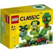 LEGO 11007 LEGO Classic Kreativa Gröna Klossar