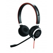 JABRA Słuchawki nauszne JABRA Evolve 40 UC Czarny