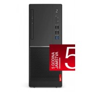 PC Lenovo V530S, 10TV0042CR, crna, Intel Core i3 8100 3.6GHz, 1TB HDD, 8GB, Intel UHD 630, Windows 10 Professional, MT, 60mj, Tipk. HR, Miš
