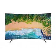 "TV LED, SAMSUNG 55"", 55NU7372, Curved, Smart, 1400PQI, WiFi, UHD 4K (UE55NU7372UXXH)"