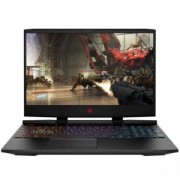 Лаптоп HP Omen 15-dc0034nu Black, Core i5-8300H Quad(2.3Ghz,up to 4Ghz/8MB/4C), 15.6 FHD UWVA AG IPS+WebCam, 8GB 2666Mhz 1DIMM, 128GB, 4FP41EA