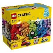 Констр-р LEGO Classic Модели на колёсах 10715