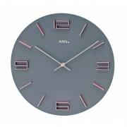 AMS Väggklocka - AMS 9590