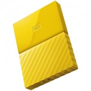 "HDD External WD My Passport (2.5"", 3TB, USB 3.0) Yellow"