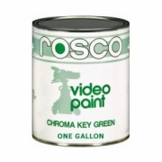 Rosco Chroma Key Green - vopsea 3,8 l pt studio
