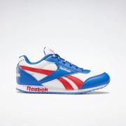Reebok Royal Classic Jogger 2.0 Schoenen - Vector Blue / White / Vector Red - Size: 34.5,35,36,36.5,37,38,38.5,39