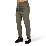Gorilla Wear Alabama Drop Crotch Joggingbroek - Legergroen - M