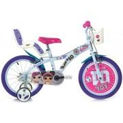 "Bicicleta copii Dino Bikes, LOL, Roti 16"""