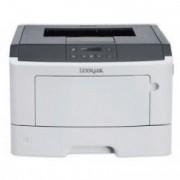 Imprimante Refurbished Lexmark MS410dn monocrom duplex retea